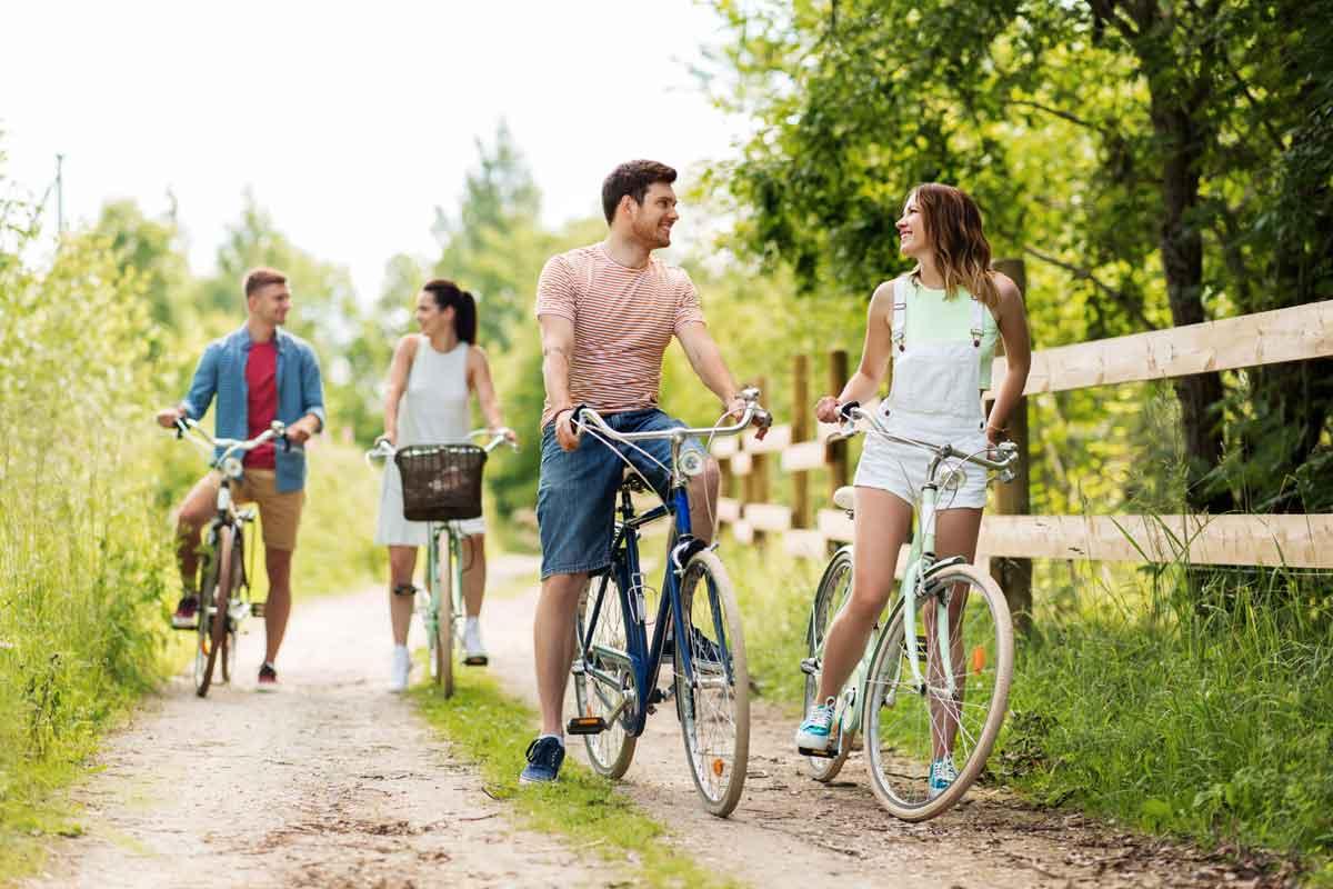 singles fietsvakantie